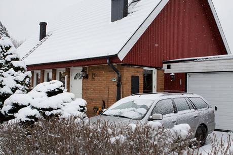 Ekstrands ytterdörr Falsterbo 870S G03