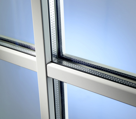 Wienerspröjs för aluminiumbeklädda fönster