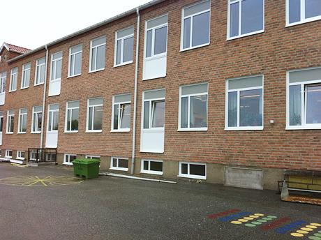 Ekstrands underhållsfria PVC fönster