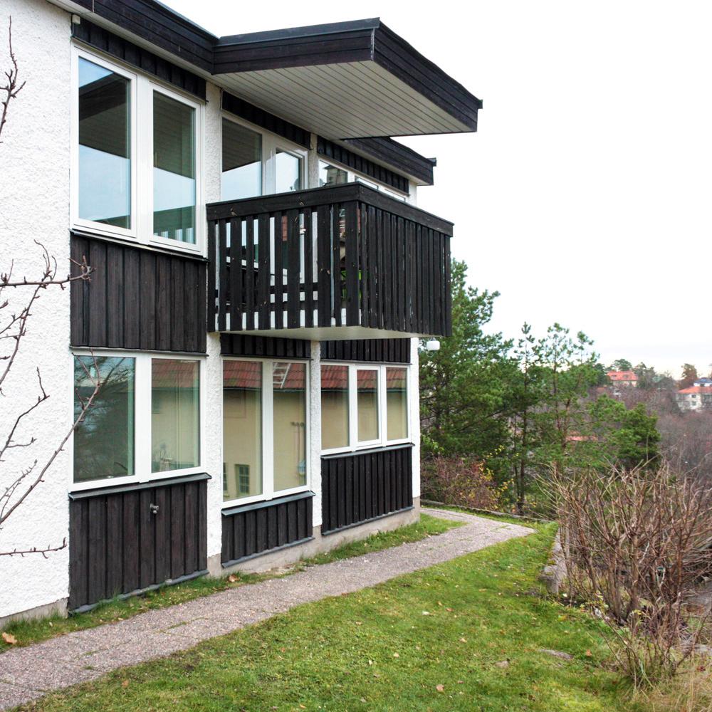 Fasta fönster samt vridfönster TopSwing i trä/alu